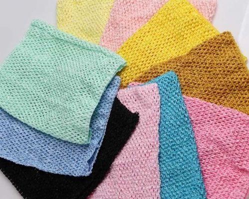 Crochet  Tube Top  10 x 12 From £1.68